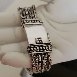 Silpada,  B1452, 'Go Gorgeous' Bracelet